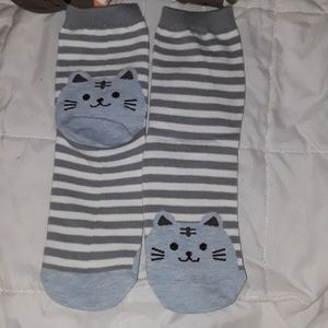 Accessories - Cat socks 1 @$5  5for 20